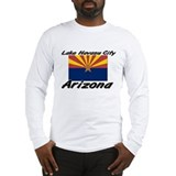 Lake Havasu City Arizona Long Sleeve T-Shirt