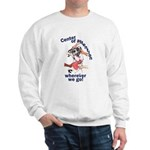 NH Center Of Attention Great Dane Sweatshirt