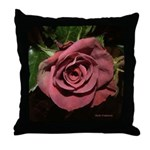 Castera Rose #3 - Throw Pillow