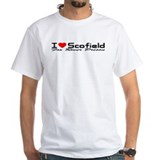 I Love Scofield - Fox River Shirt