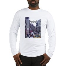 Montreal Long Sleeve T-Shirt