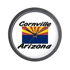 Cornville Arizona Wall Clock