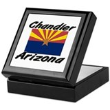 Chandler Arizona Keepsake Box