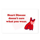 Women's Heart Health Postcards (Package of 8)