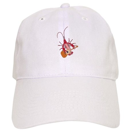 Crayfish Guitarist Cap