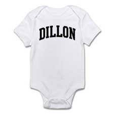 DILLON (curve) Infant Bodysuit