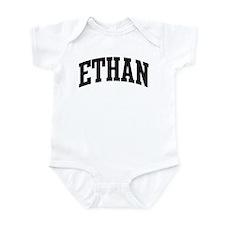 ETHAN (curve) Onesie