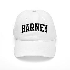 BARNEY (curve) Baseball Cap