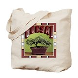 Bonsai Shirts Tote Bag