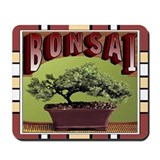 Bonsai Shirts Mousepad