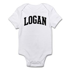 LOGAN (curve) Infant Bodysuit