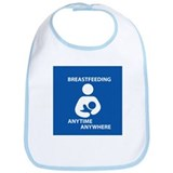 Breastfeeding Anytime Anywhere Bib