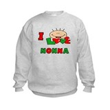 I Love Nonna Sweatshirt