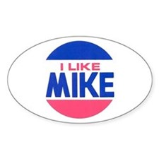 Huckabee Oval Decal