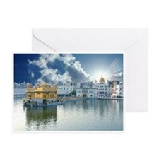 Golden Temple Greeting Cards (Pk of 20)