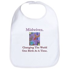 Midwives Change the World Bib