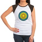 Sun Web Women's Cap Sleeve T-Shirt