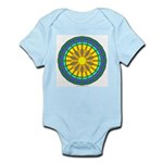 Sun Web Infant Bodysuit