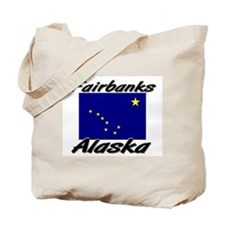 Fairbanks Alaska Tote Bag