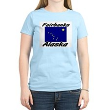 Fairbanks Alaska T-Shirt