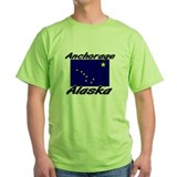 Anchorage Alaska T-Shirt