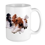 Cavaliers - Color Coffee Mug