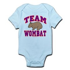 Team Wombat VI Onesie