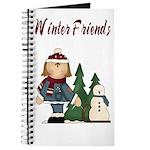 Winter Friends Journal