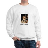 Adopt a Friend. Sweatshirt