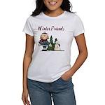 Winter Friends Women's T-Shirt