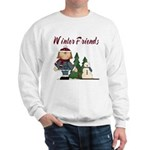 Winter Friends Sweatshirt