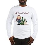 Winter Friends Long Sleeve T-Shirt