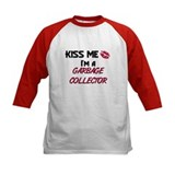 Kiss Me I'm a GARBAGE COLLECTOR Tee
