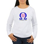 Omega Mu Women's Long Sleeve T-Shirt