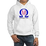 Omega Mu Hooded Sweatshirt