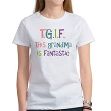 Grandma is Fantastic Tee