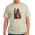 Plato Education: Ash Grey T-Shirt