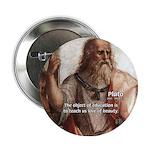 Plato Education: Button