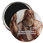 Plato Education: Magnet