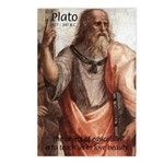 Plato Education: Postcards (Package of 8)