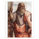 Plato Education: Small Poster