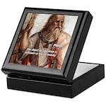 Plato Education: Keepsake Box