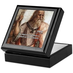 Plato Education: Keepsake Box