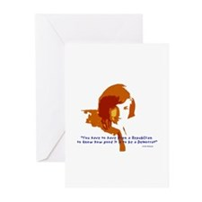 Jackie Kennedy Greeting Cards (Pk of 20)
