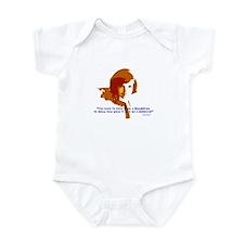 Jackie Kennedy Infant Bodysuit