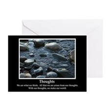 Thoughts Inspiring Greeting Cards (Pk of 10)