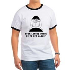 Book Lovers Bed-Male<br> T
