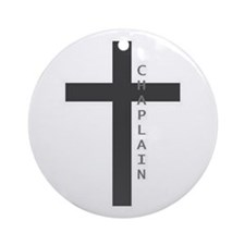Unique Religion beliefs Ornament (Round)