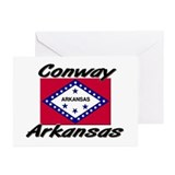 Conway Arkansas Greeting Cards (Pk of 10)