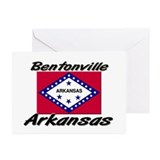 Bentonville Arkansas Greeting Cards (Pk of 10)